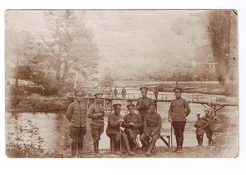 800px-Cherna-River-Bulgarian-Officers-1917