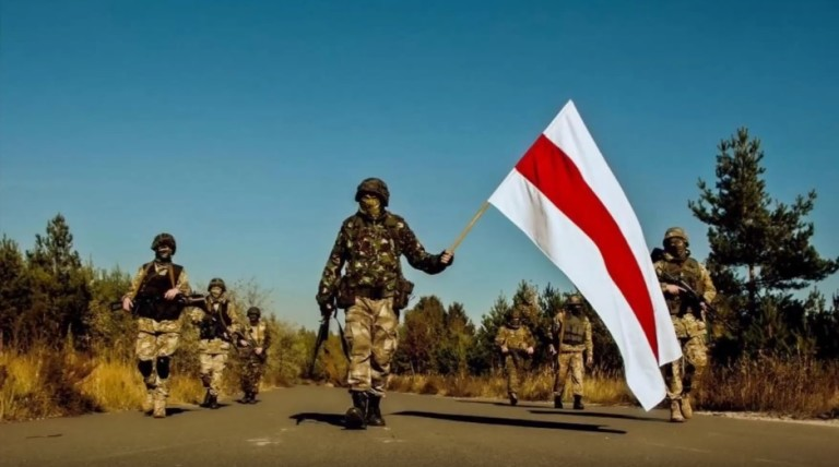 'Belarus' tactical group of 'Right Sector' volunteer corps