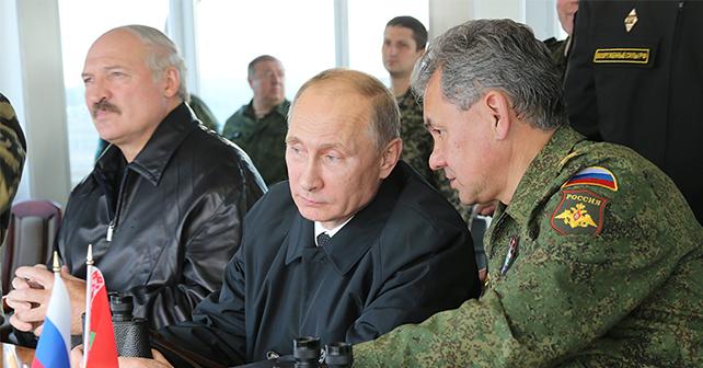Zapad-2021 og Hvideruslands uafhængighed