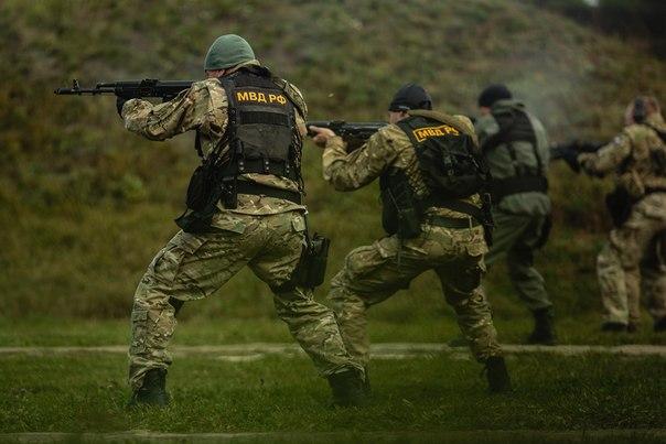 Soldater fra Rosgvardija