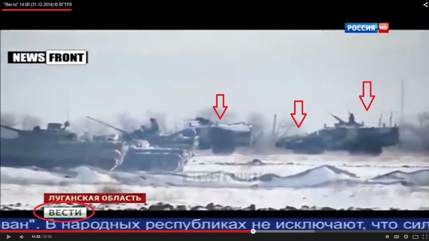 Luhanský Výstřel do hlavy kremelské propagandy 04