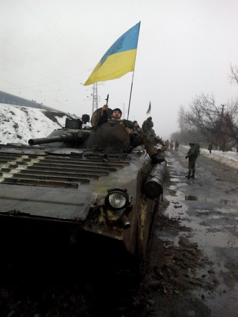 Debalceve jako Pyrrhovo vítězství rusko-teroristického vojska 03