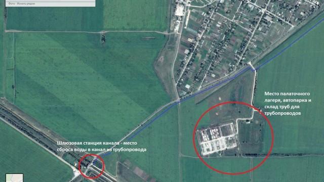 Ruští okupanti ničí ekologii Krymu 02