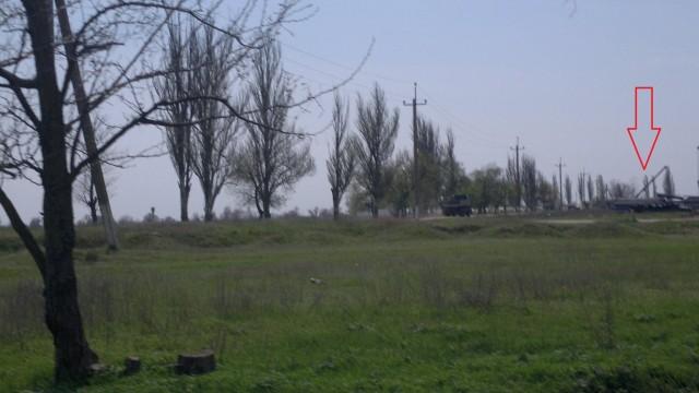 Ruští okupanti ničí ekologii Krymu 05
