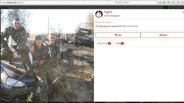 Uživatelé internetu identifikovali zajaté ruské vojáky u Ilovajsku 15