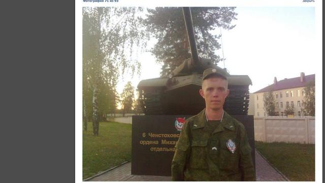 Uživatelé internetu identifikovali zajaté ruské vojáky u Ilovajsku 18
