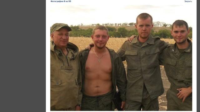 Uživatelé internetu identifikovali zajaté ruské vojáky u Ilovajsku 19
