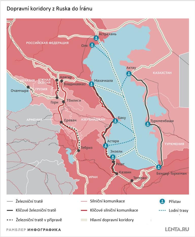 Východní tranzit_ Gruzii hrozí ztráta samostatnosti 2