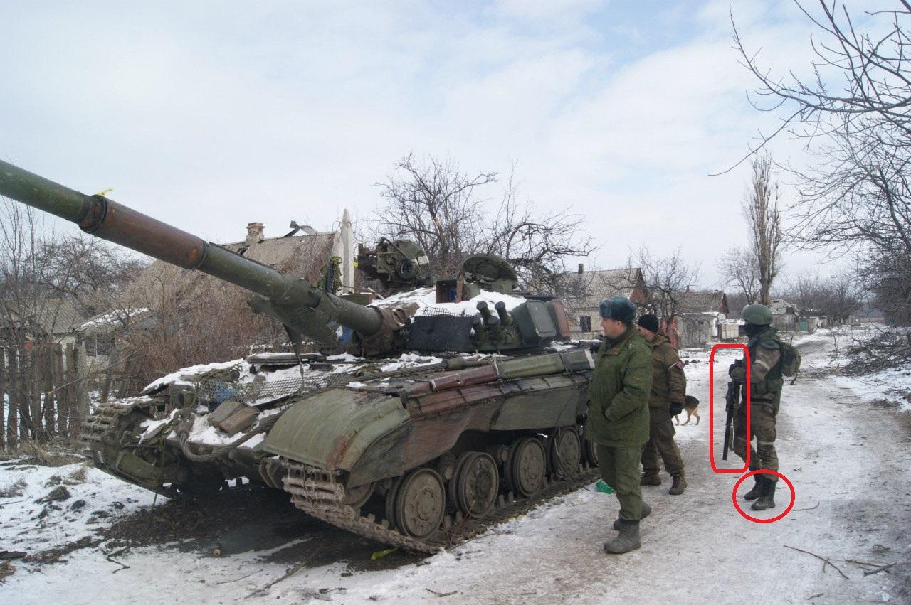 Ein Oberst auf dem Ausflug, oder wie ein russischer Späher durch ...