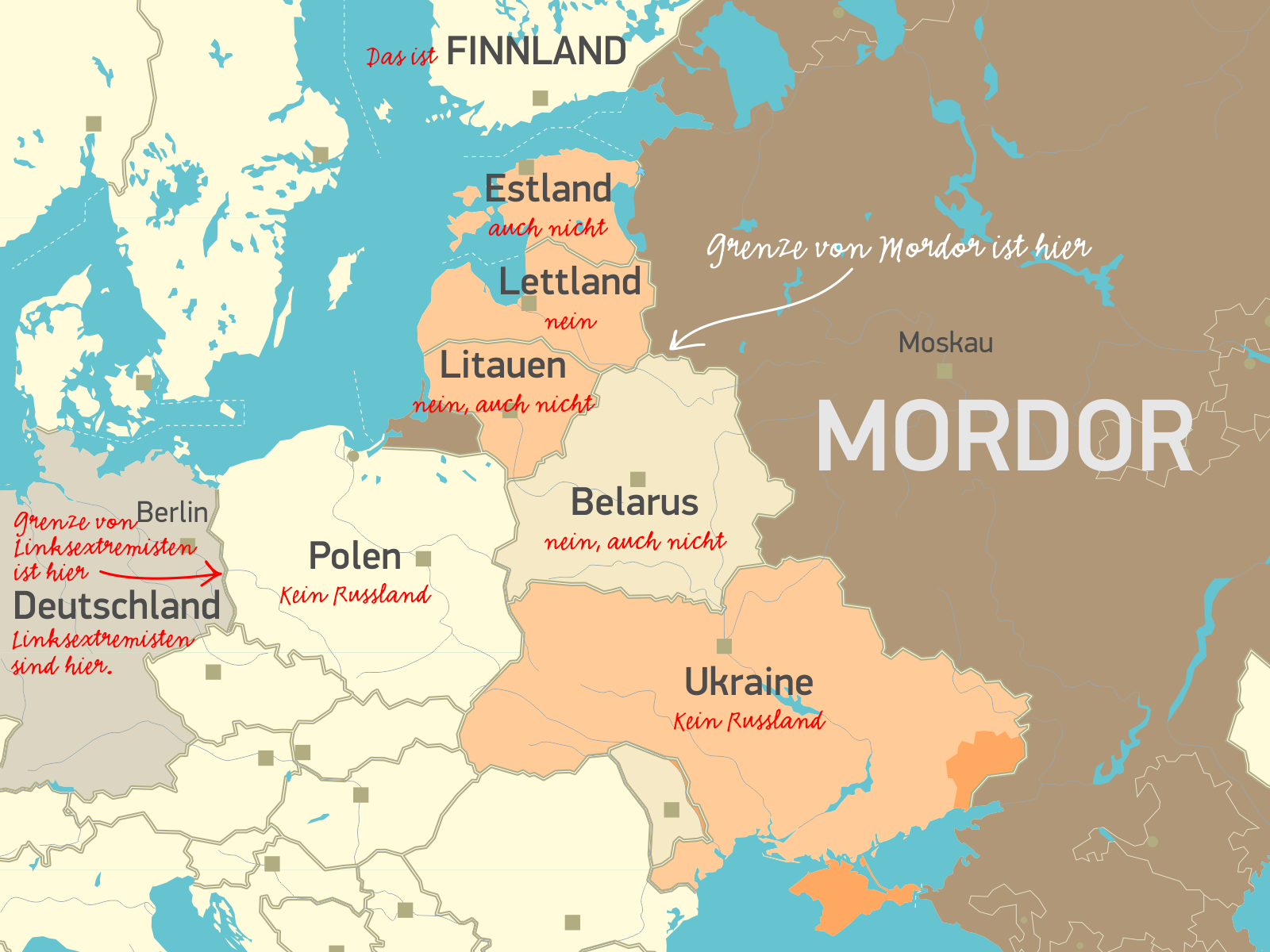 Asien grenze in russland europa Ist Russland