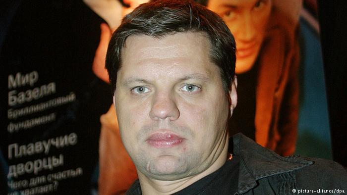 Nikolai Werner är en mycket exotisk person