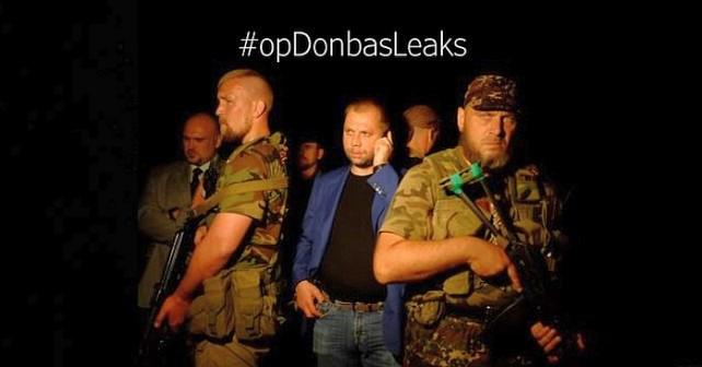 Lejesoldater i Donbass afsløret af en tidligere stedfortrædende chef for FSB