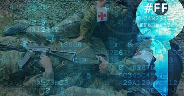 Medicinsk støtte til Ruslands VIP-lejesoldater