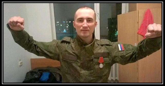En russisk soldat, der kategorisk nægtede at rejse til Donbass