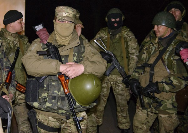 Slovyansk separatism
