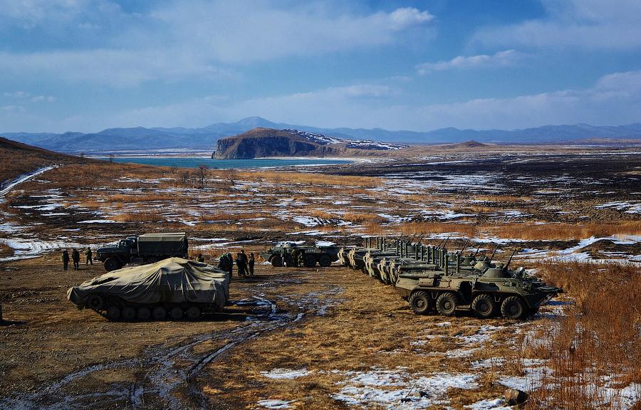 Buratya military-exercises-marine-corps-pacific-fleet-russia-11