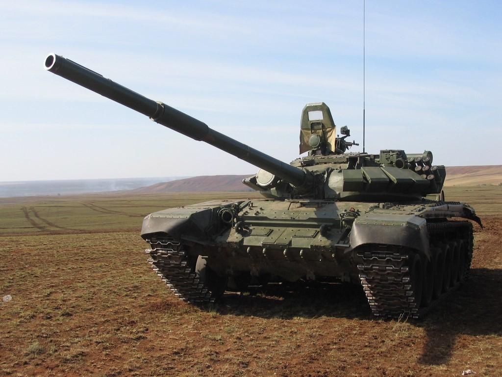Main Russian 90