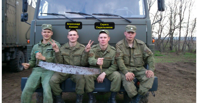 Russian soldiers orsk 1 two