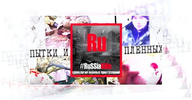 #RussiaKills - A project on Russia's war crimes