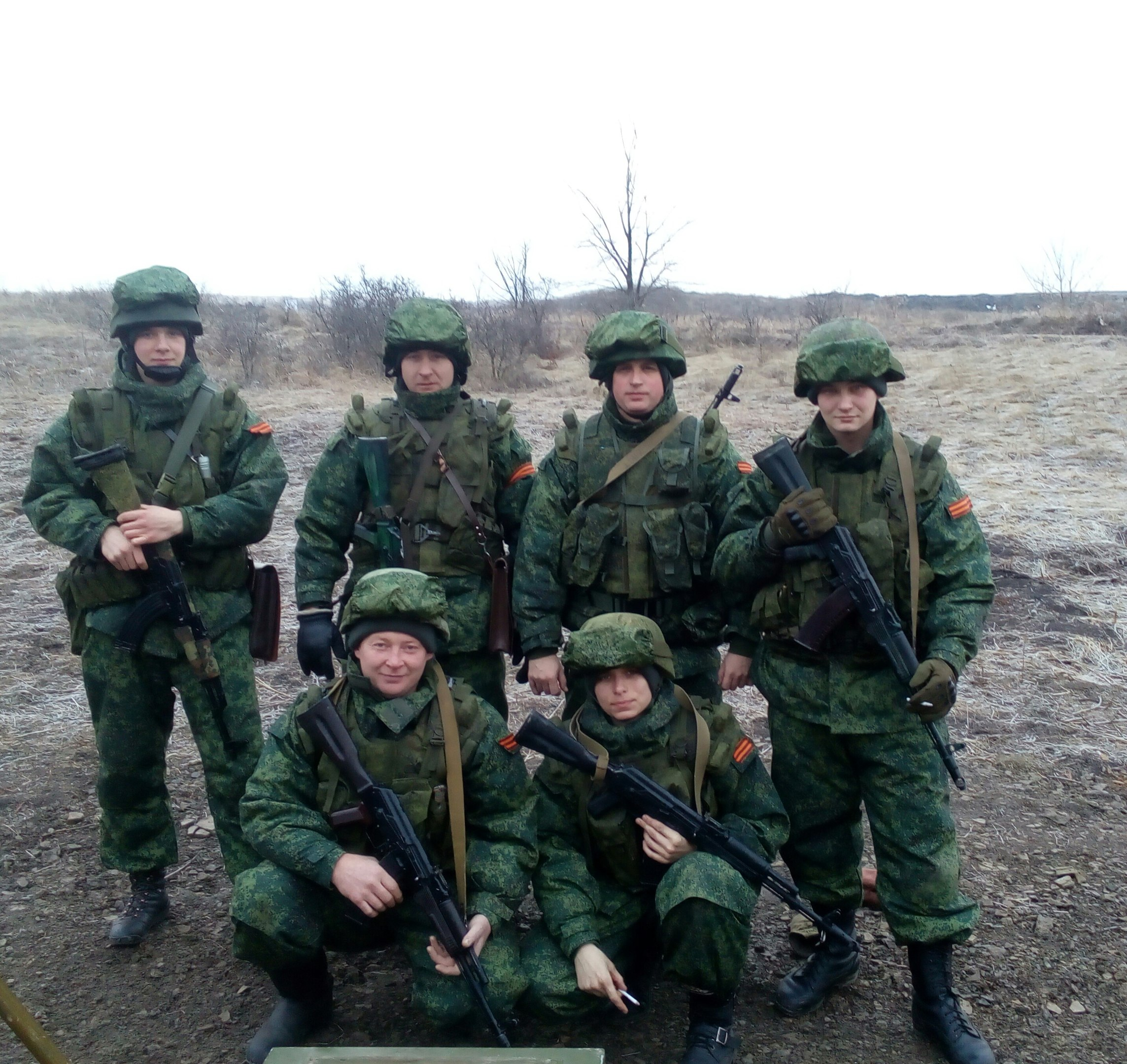 The attack on the patrol Rosgvardii in New Moscow: there are victims 90