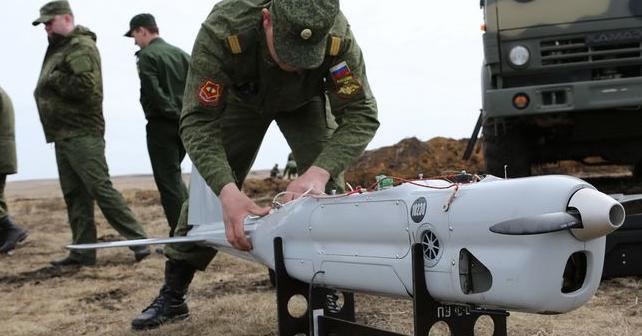 Slikovni rezultat za russia leader drones