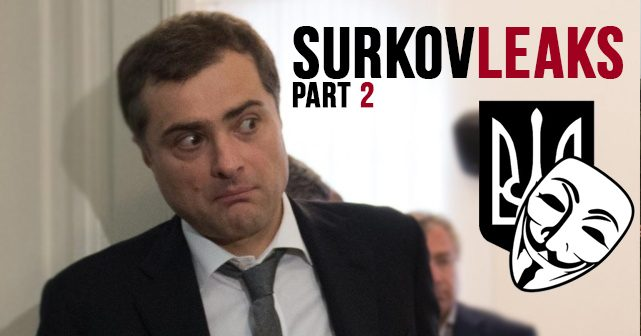 Image result for Vladislav Surkov and Farwest Group