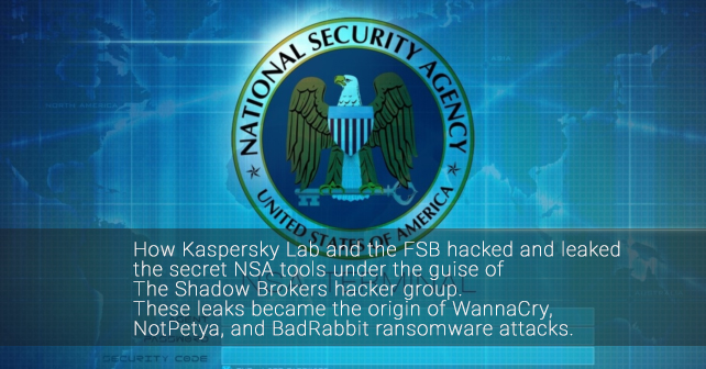 Kaspersky case and cyber espionage: how Russia opened the