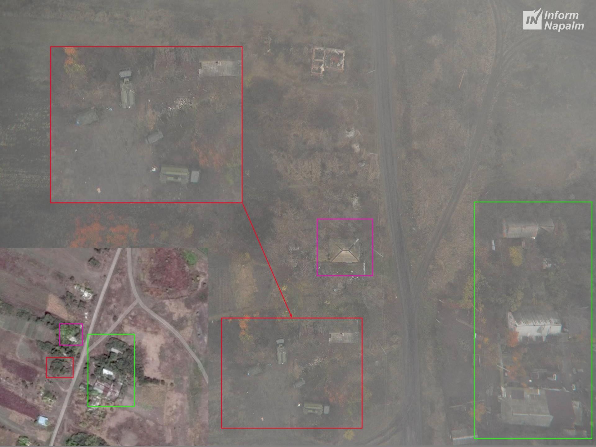R-330Zh Zhitel 7 km från avgränsningslinjen i Donbass