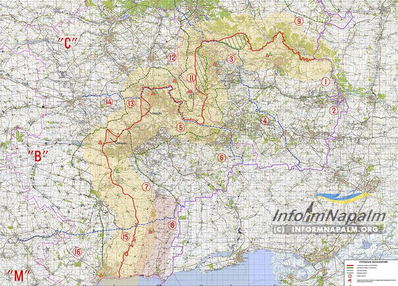 карта превью