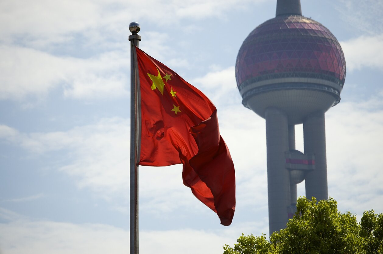 Kina som en motvikt mot NATO och Väst