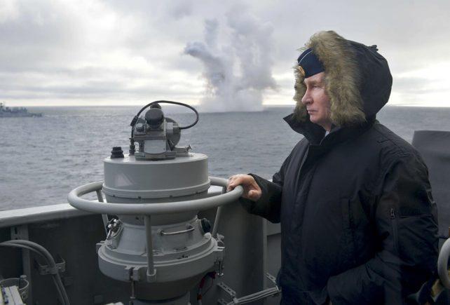 Tjugo år med Putin, en lång promenad i skuggan