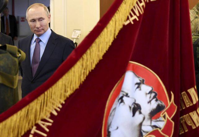 Vladimiras Putinas / AP nuotr.