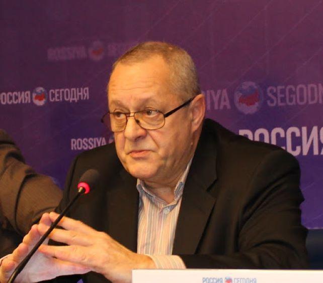 Eski GRU subayı Andrey Çuprıgin