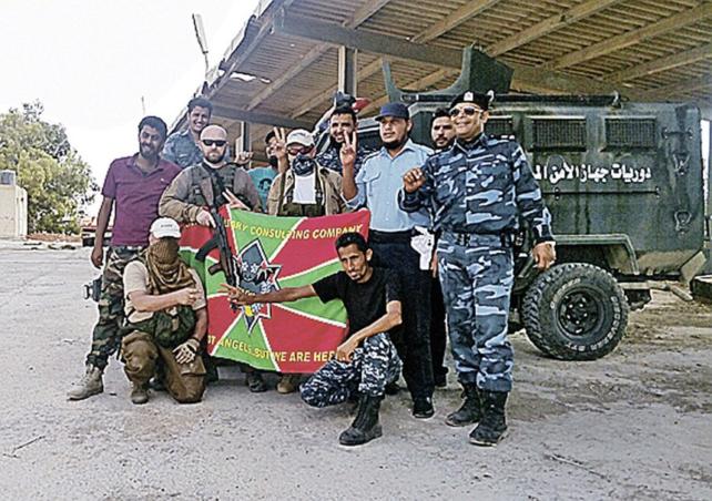 RSB Groups anställda i Libyen
