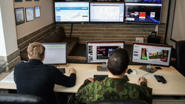 Strategisk kommunikasjonsavdeling for de litauiske væpnede styrkene