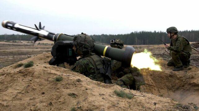 Javelin panservernmissil