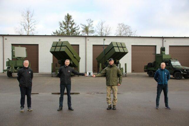 Luftforsvarssystemet NASAMS
