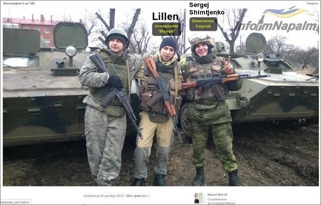 Sergei Shimtjenko og Lillemann