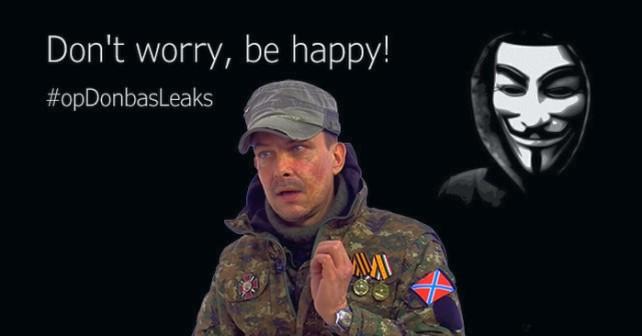 Den russiske propagandisten Dubov drevet til hysteri