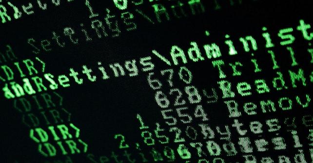 Ukrainske datahackere angriper russiske TV-1