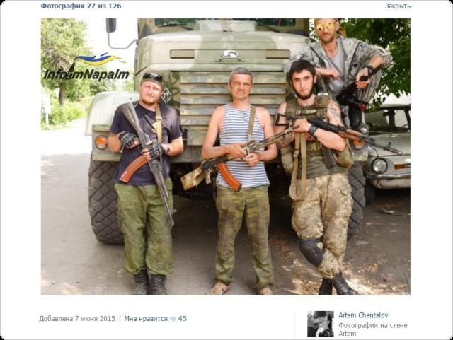 KrAZ skyddar vid attacker med AKM, AK-74, Dragunov prickskyttegevär