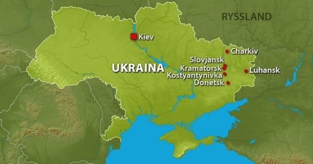 karta över ukraina på svenska Donetsk och Luhansk län   InformNapalm på svenska karta över ukraina på svenska