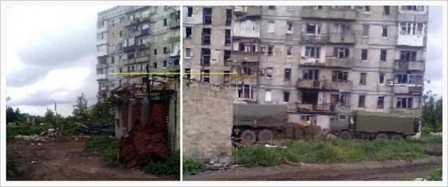 Vzljotnayagatan 11A, Donetsk, Ukraina