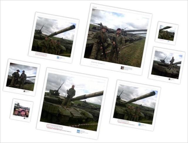 Ryska nazistiska separatister i Donbass