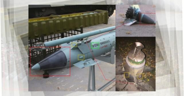 Ryska missilsystemet 9M330 Tor