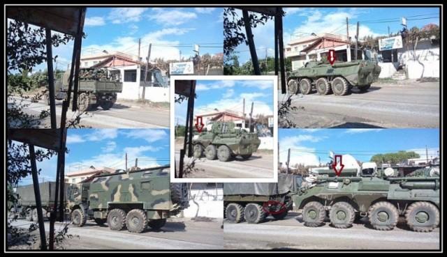 Russisk militært utstyr