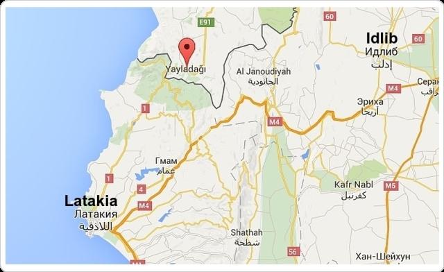 Latakia اللاذقية