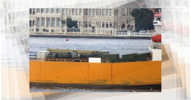 Syrienexpressen lägger på ett kol