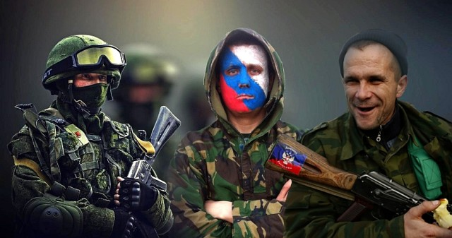 The difference between a Russian invasion and an internal Ukrainian conflict