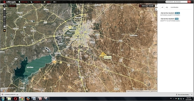 Sydöstra Homs